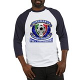 Italia Soccer Power T-Shirts Baseball Jersey
