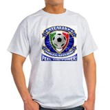 Italia Soccer Power T-Shirts T-Shirt