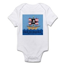 Poop Deck Infant Bodysuit