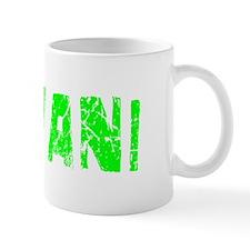 Giovani Faded (Green) Mug