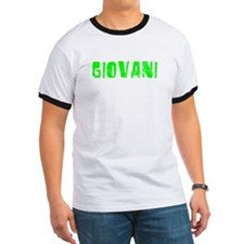 Giovani Faded (Green) T