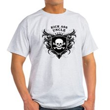 Kick Ass Uncle T-Shirt