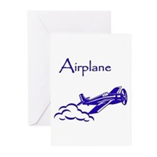 The Blue Plane Greeting Cards (Pk of 10)