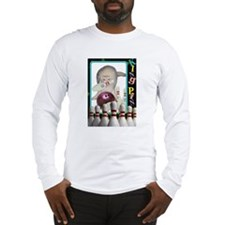 Bowling Ferret Long Sleeve T-Shirt