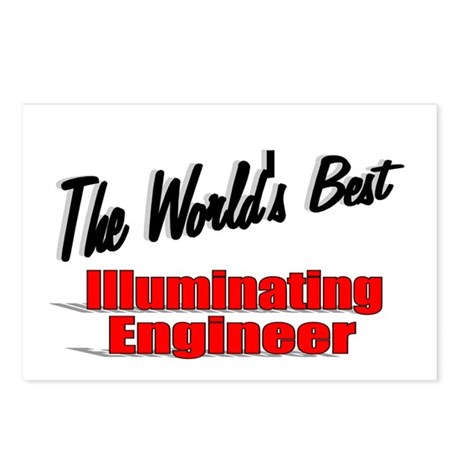 &quot;The World's Best Illuminating Engineer&quot; Postcards