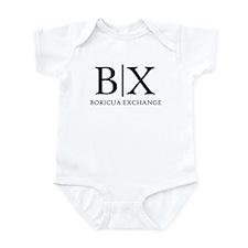 BORICUA EXCHANGE Infant Bodysuit