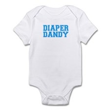Diaper Dandy Infant Bodysuit