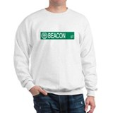 """Beacon Street"" Sweatshirt"