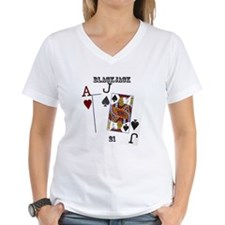Blackjack Cards Shirt