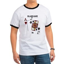 Blackjack Cards T