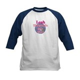 Leah - World's Best Mom Tee