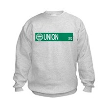 """Union Square"" Sweatshirt"