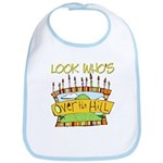Look Who's Over The Hill Bib