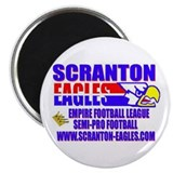 "Empire football league 2.25"" Magnet (100 pack)"
