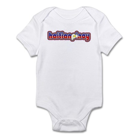 HaitianPinoy Infant Bodysuit