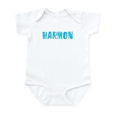 Harmon Faded (Blue) Infant Bodysuit