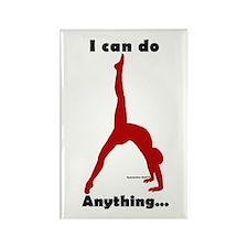 Gymnastics Magnet - Anything