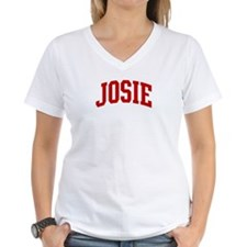 JOSIE (red) Shirt