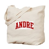 ANDRE (red) Tote Bag