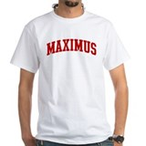MAXIMUS (red) Shirt
