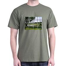 "fcp ""ducks on the pond"" T-Shirt"