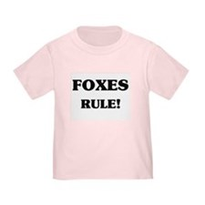 Foxes Rule T