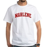 MARLENE (red) Shirt