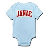 JANAE (red) Onesie