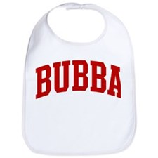 BUBBA (red) Bib