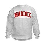 MADDOX (red) Sweatshirt