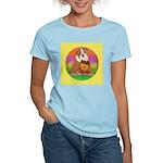 Howdy Dude English Bully Women's Light T-Shirt