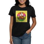 Howdy Dude English Bully Women's Dark T-Shirt