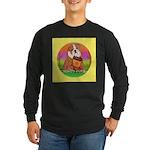 Howdy Dude English Bully Long Sleeve Dark T-Shirt