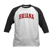 BRIANA (red) Tee