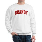 BRANDY (red) Sweater