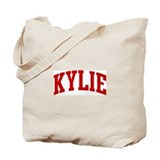 KYLIE (red) Tote Bag