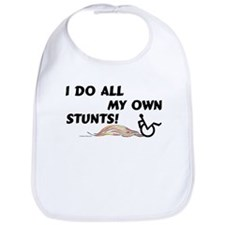 My Own Stunts Bib