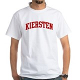 KIERSTEN (red) Shirt