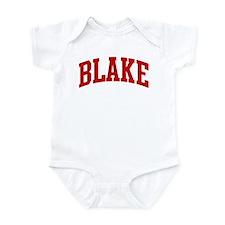 BLAKE (red) Infant Bodysuit