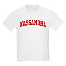 KASSANDRA (red) T-Shirt