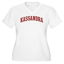 KASSANDRA (red) T-Shirt