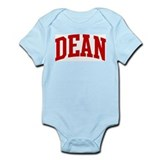 DEAN (red) Infant Bodysuit