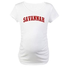 SAVANNAH (red) Shirt