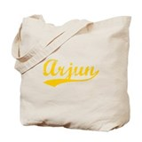 Vintage Arjun (Orange) Tote Bag