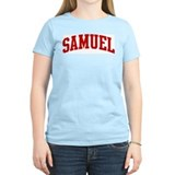 SAMUEL (red) T-Shirt