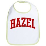 HAZEL (red) Bib