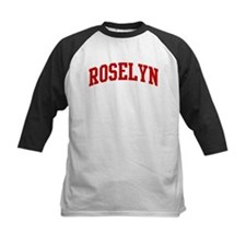 ROSELYN (red) Tee