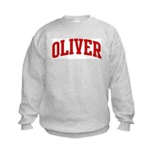 OLIVER (red) Sweatshirt