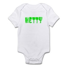Hetty Faded (Green) Infant Bodysuit