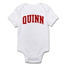 QUINN (red) Infant Bodysuit